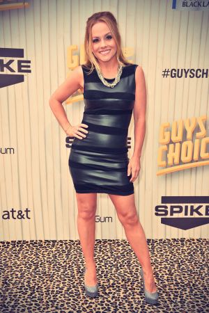 Kelly Stables attends Spike TV's Guys Choice 2013