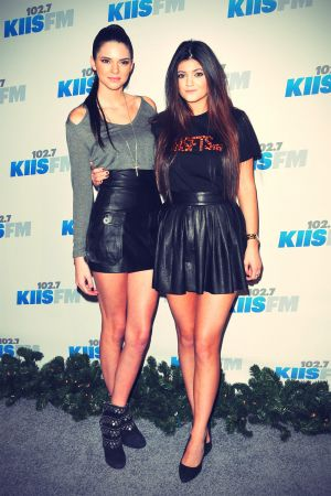 Kendall Jenner at KIIS FM's Jingle Ball 2012