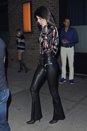 Kendall Jenner at The Greenwich Hotel