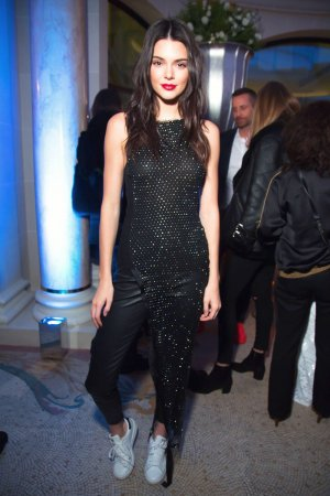 Kendall Jenner attends the Editorialist Spring/Summer 2016