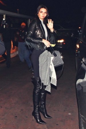 Kendall Jenner leaving the Roxy in West Hollywood