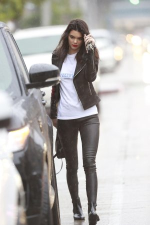 Kendall Jenner out and about in Los Angeles