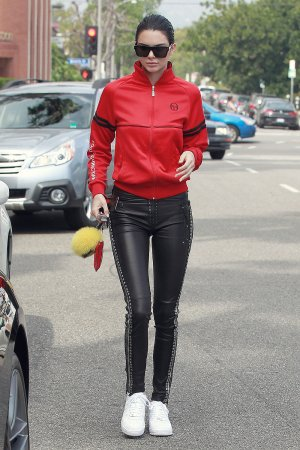 Kendall Jenner seen out in LA
