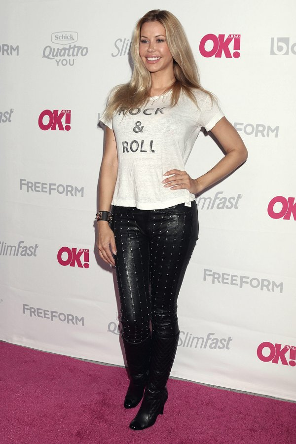 Kennedy Summers attends OK Magazine Summer Kick Off Party