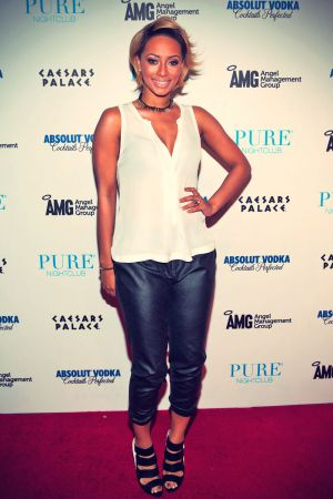 Keri Hilson at PURE Nightclub at Caesars Palace