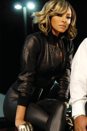 Keri Hilson Scream Videoshoot