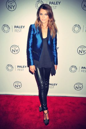 Keri Russell attends The Americans panel during 2013 PaleyFest: Made In New York