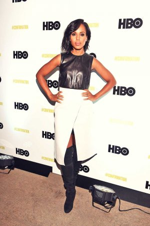 Kerry Washington attends HBO's Confirmation