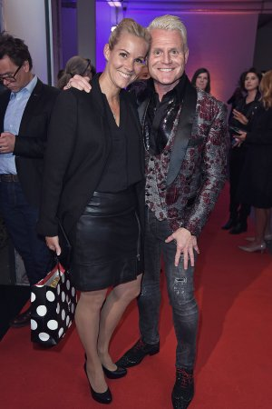 Kerstin Ricker attends the 22nd Annual German Comedy Awards