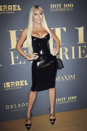 Khloe Terae attends Maxim Hot 100 Experiences Party