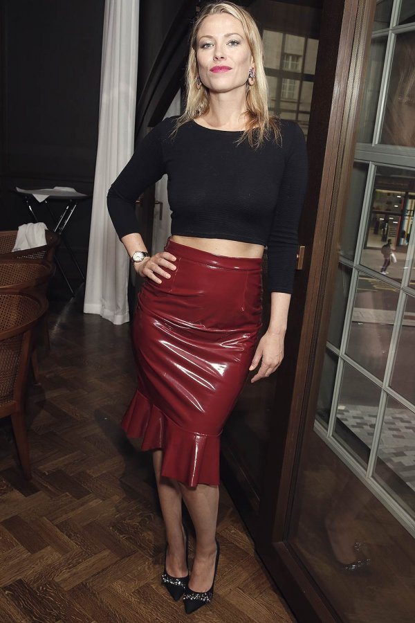 Kiera Chaplin attends Centrepoint VIP Dinner hosted By Kiera Chaplin