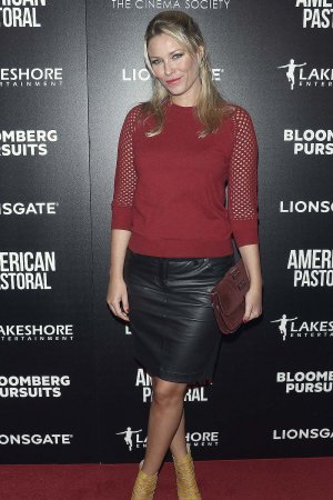 Kiera Chaplin attends the screening Of 'American Pastoral'