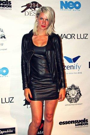Kiera Smith attends Art Heart's Fashion Summer of Love Mr. XXX Edition