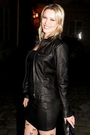 Kierra Chaplin leather dress