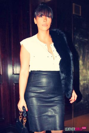 Kim Kardashian Out in Beverly Hills