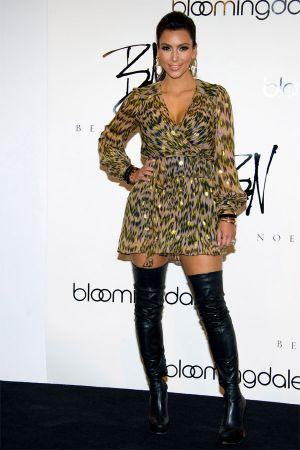 Kim Kardashian promotes her Belle Noel jewelry line