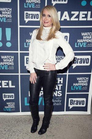 Kim Richards at Watch What Happens Live with Andy Cohen
