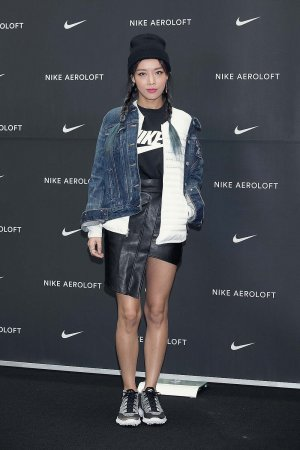 Kim Yubin attends the NIKE Golf Aeroloft Pop Up Store Launch
