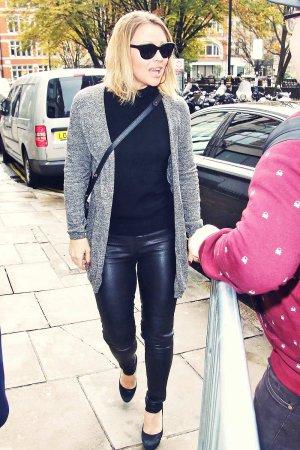 Kimberley Walsh leaving Elf