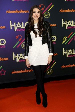 Kira Kosarin attends 2014 Nickelodeon HALO Awards