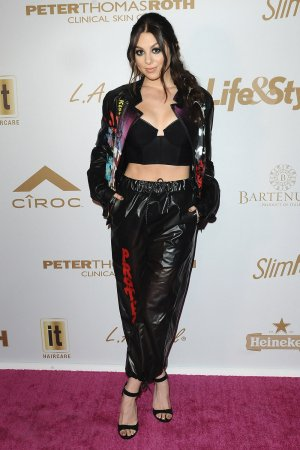 Kira Kosarin attends Pre-Grammys Party Presented by OK! Star