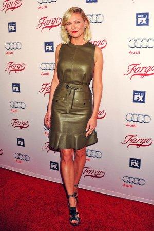 Kirsten Dunst attends the premiere of FX's Fargo