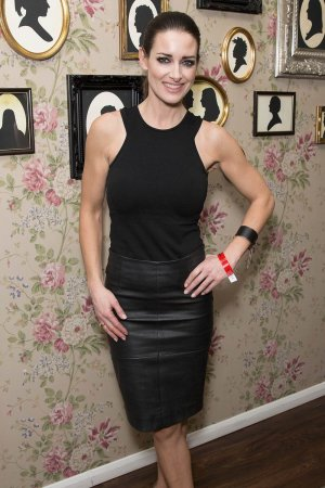 Kirsty Gallacher attends The David Haye Vs. Tony Bellew Fight
