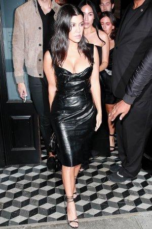 Kourtney Kardashian steps out with BFF Stephanie Shepherd