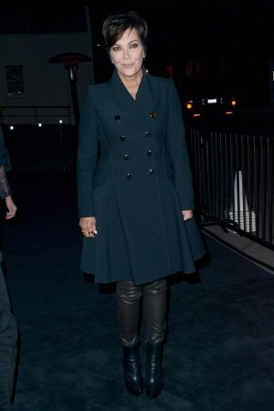 Kris Jenner attends Louis Vuitton Opening Night