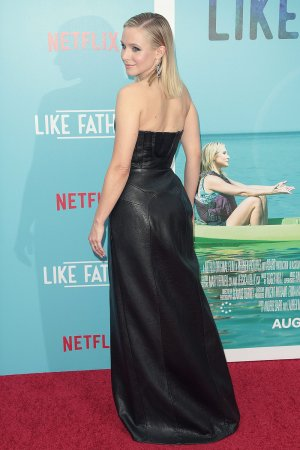 Kristen Bell attends Like Father film premiere