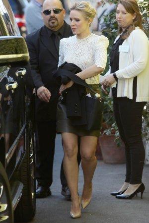 Kristen Bell leaving NBC Event