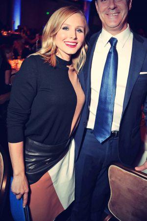 Kristen Bell The Saban Community Clinic 37th Annual Dinner Gala