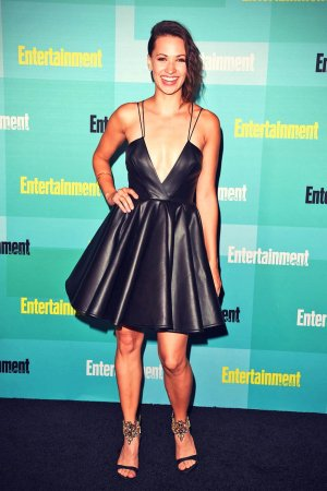 Kristen Gutoskie attends Entertainment Weekly's Comic-Con 2015