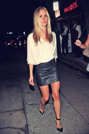 Kristin Cavallari leaves Houston night club in West Hollywood