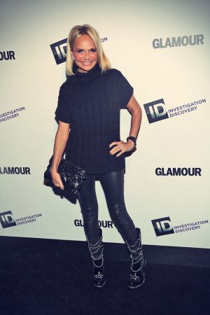 Kristin Chenoweth attends Glamour and Investigation Discovery