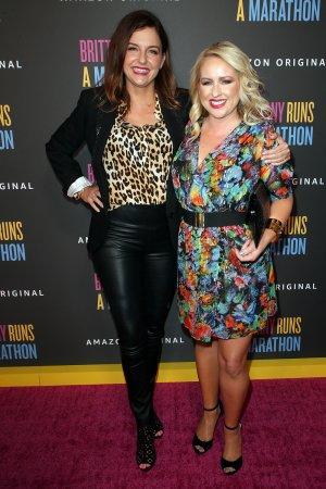 Kristin Hensley attends Brittany Runs A Marathon film premiere