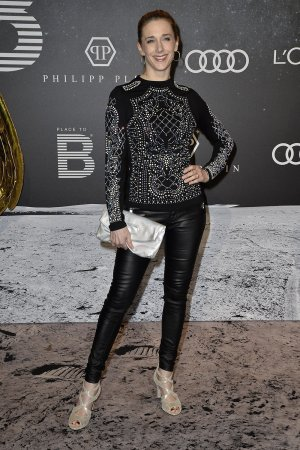 Kristin Meyer attends PLACE TO B Berlinale Party