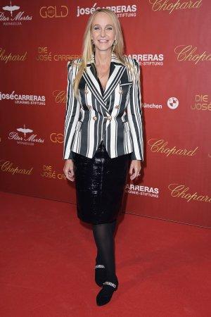 Kristina Bach attends Jose Carreras Gala 2018