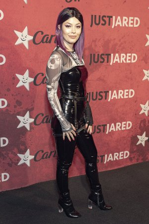 Kristina Kane attends Just Jared's 7th Annual Halloween Party