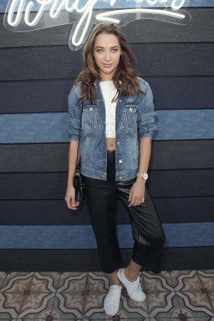 Ksenia attends the GUESS Originals cocktail party
