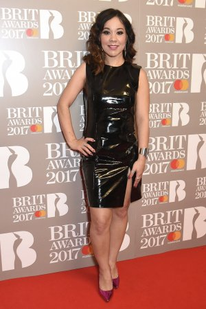 Kyla attends The BRIT Awards 2017