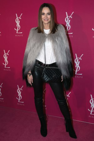Kylie Brown attends YSL Beauty Club Party