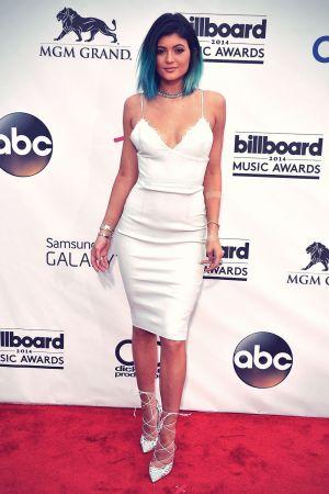 Kylie Jenner attends 2014 Billboard Music Awards