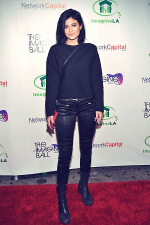 Kylie Jenner attends The Imagine Ball held at House of Blues Sunset Strip