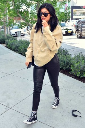 Kylie Jenner is spotted in Beverly Hills