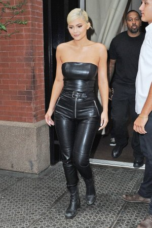 Kylie Jenner seen out in New York City