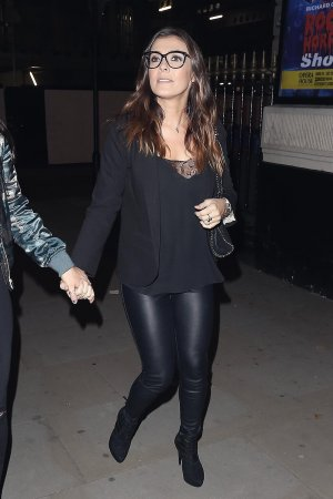 Kym Marsh at Rocky Horror Picture Show