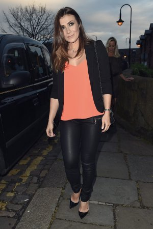 Kym Marsh attends Bar Ca Bar relaunch party
