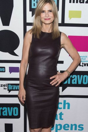 Kyra Sedgwick at Watch What Happens Live