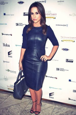 Lacey Chabert attends the Change Together The Unusual Suspects